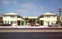 Loma Manor Motel And Apartments, 1518 Rosecrans Point Loma