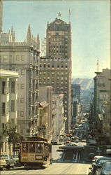 The Powell Street Cable Car