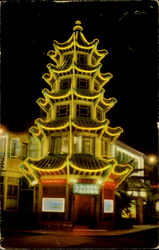 Golden Pagoda, 950 Mei Ling Way - Chinatown