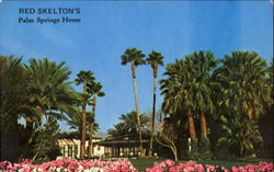 Red Skelton's Palm Springs Home
