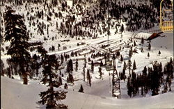 Squaw Valley Postcard