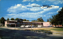 Marysville Trave Lodge, 9th and E. Streets on Calif 20 & 70