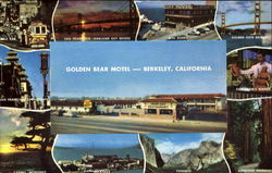 Golden Bear Motel, 1620 Sab Pablo Ave