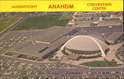 Magnificent Anaheim Convention Center