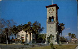 The Beale Memorial Clock Tower