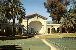 The Prosellis, Redlands Bowl