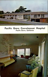 Pacific Grove Convalescent Hospital, 200 Lighthouse Avenue