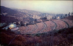Hollywood Bowl Postcard