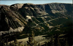 Beartooth Pass, Highway 212