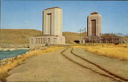 Fort Peck Dam & Powerhouses