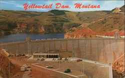 Yellowtail Dam Visitor Center