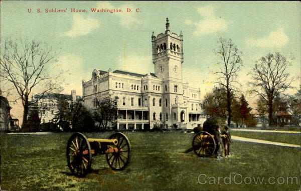 U. S. Soldiers Home Washington District of Columbia