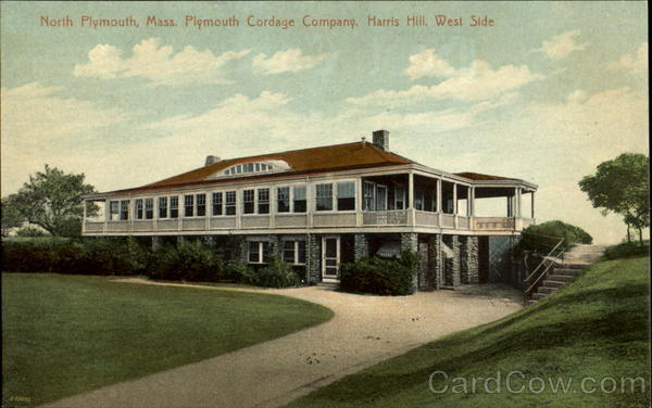 Plymouth Cordage Company North Plymouth Massachusetts
