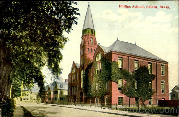 Philips School Salem Massachusetts