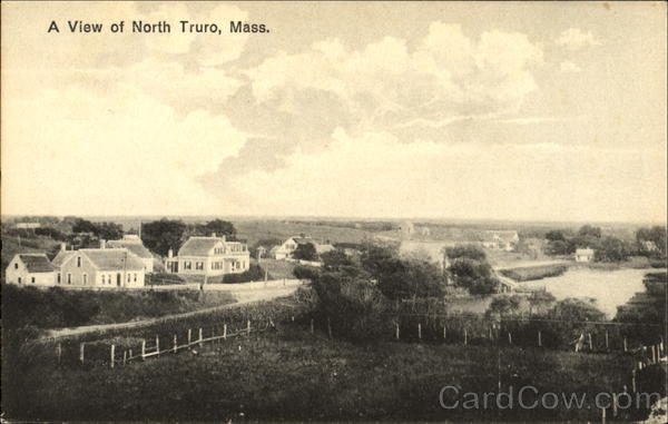 A View Of North Truro Massachusetts