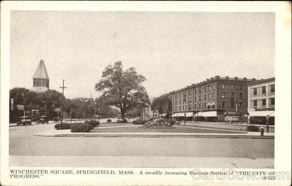 The City Of Progress, Winchester Square
