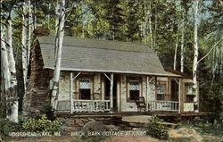 Birch Bark Cottage At Kineo