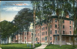 Dormitories & Campus, Colby College