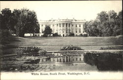 White House, South Front