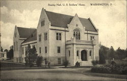 Stanley Hall U. S. Soldiers Home