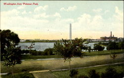 Washington From Potomac Park