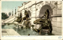 Neptune's Fountain Library Of Congress