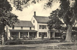 College Inn, Mt. Holyoke College