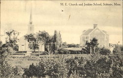 M. E. Church And Jenkins School