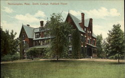 Hubbard House, Smith College