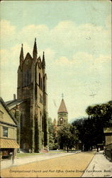 Congregational Church And Post Office, Centre Street