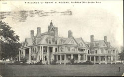 Residence Of Henry H. Rogers
