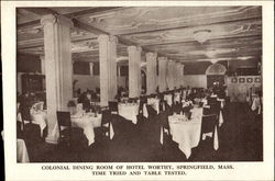 Colonial Dining Room And Hotel Worthy