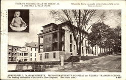 Wesson Maternity Hospital And Nurses Training School