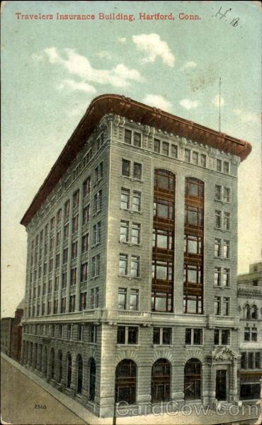 Travelers Insurance Building Hartford Connecticut