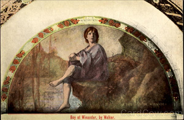 Boy Of Winander By Walker Art