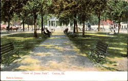 View Of Jones Park