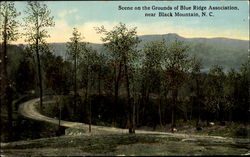 Scene On The Grounds Of Blue Ridge Association