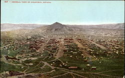 General View Of Goldfield