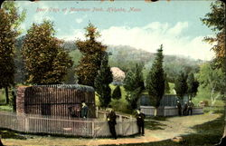Bear Cage, Mountian Park