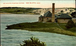 Oak Bluffs Pumping Station