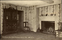 West Room, John Adams Birthplace