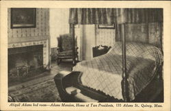 Abigail Adams Bed Room, 135 Adams St