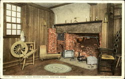 The Kitchen Paul Revere House