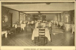 Dining Room At The Ferguson