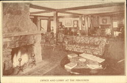 Office And Lobby At The The Ferguson