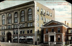 City Hall And Masonic Building