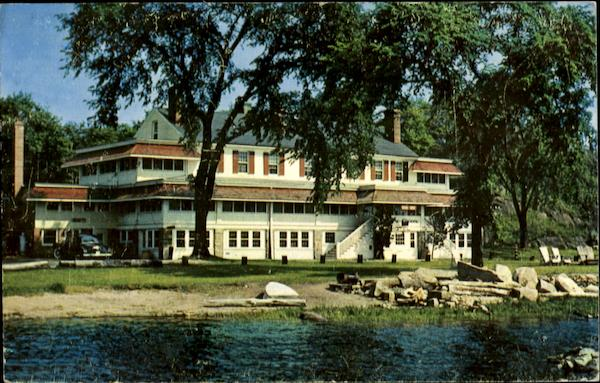 Ferry Tavern Hotel Old Lyme Connecticut
