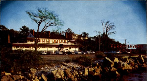 Ferry Tavern Hotel, Ferry Road Old Lyme Connecticut