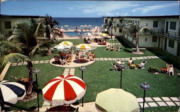 Sea Breeze Motel 16151 Collins Ave Miami Beach Fl