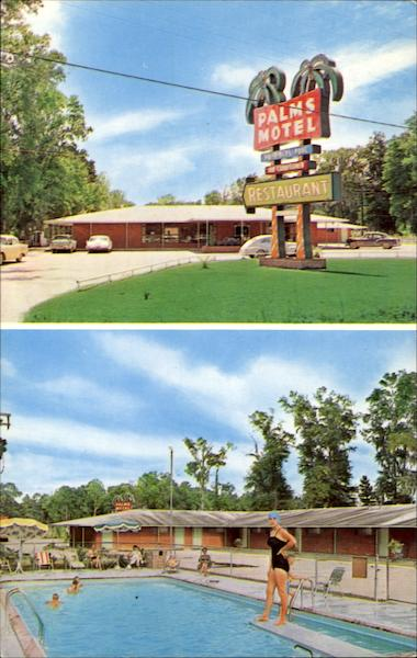 Palm Motel, 7682 Airline highway Batib Rouge Louisiana